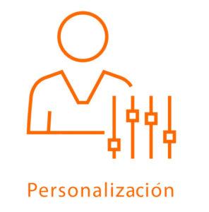 Icono personalizacion